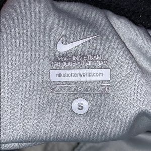 Nike Shorts - Nike black athletic shorts
